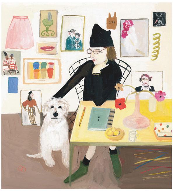 Please join George Home to fête Maira Kalman and Barbara Scott-Goodman and  celebrate their new book, Cake.