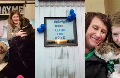 Photos courtesy Healing for Jayme Closs
