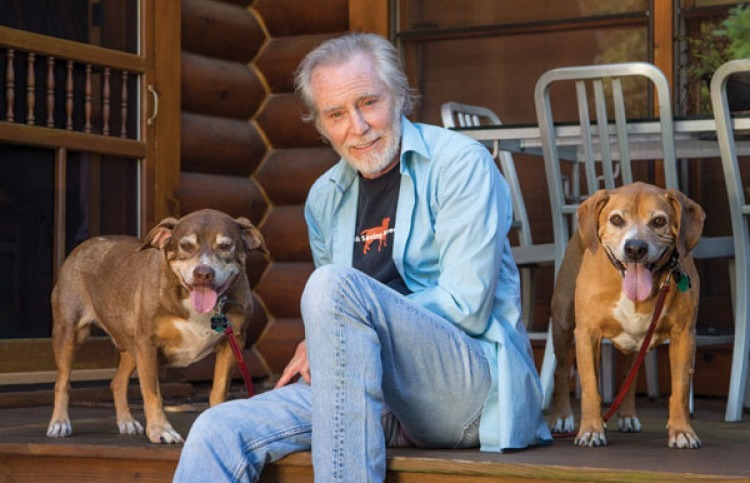 JD Souther with Doc and Jake