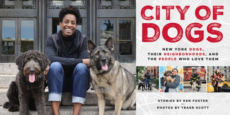 City of Dogs: New York Dogs, Their Neighborhoods, and the People Who Love Them Hardcover – October 9, 2018