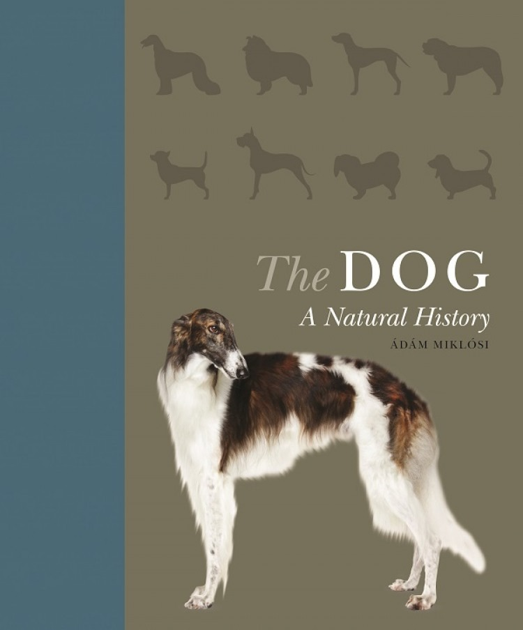 The Dog: A Natural History Hardcover – April 3, 2018 by Ádám Miklósi  (Author)