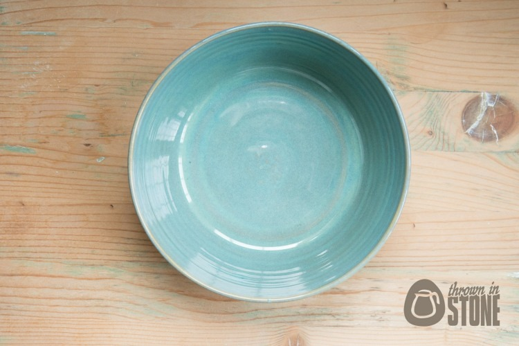 Ceramic Pet Dog Food/Water Bowl