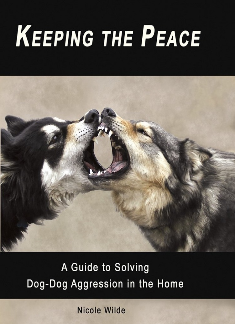 Nicole Wilde, Keeping the Peace, Book Review, a Guide to Solving aggression between dogs