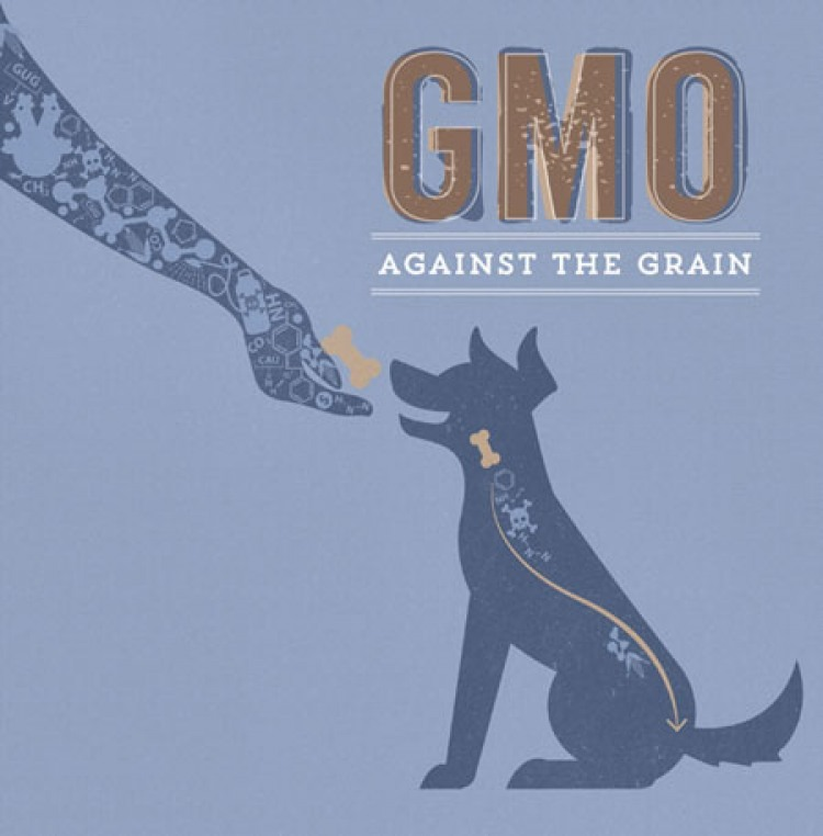 Paper against or supporting genetically modified food?