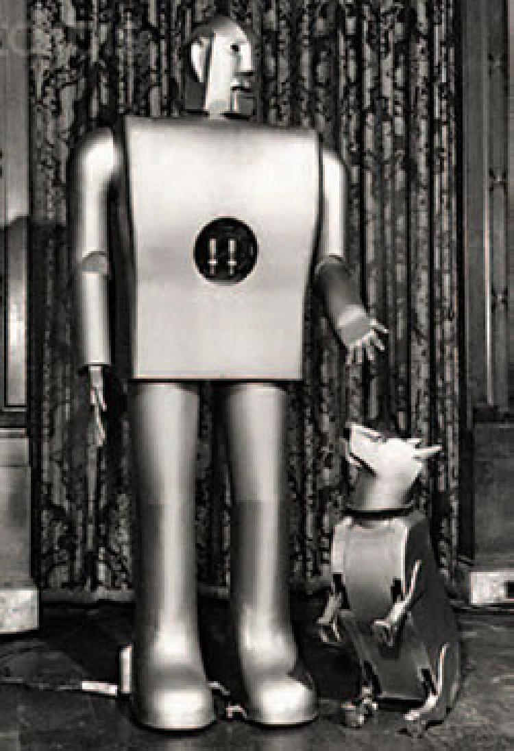 Techno Dogs   The Bark