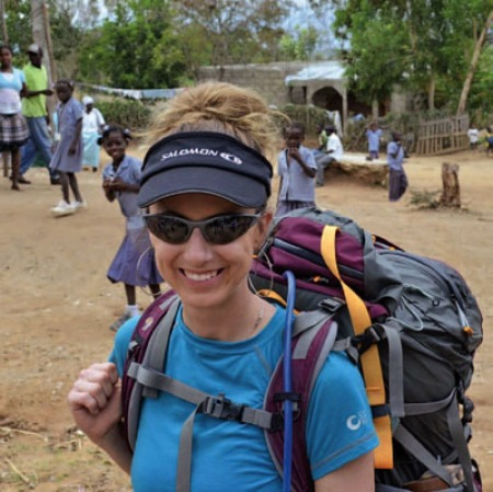 Jayme Moye - Haiti - Rescue