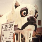 The Bulldog Cafe, Los Angeles, Calif., 1928