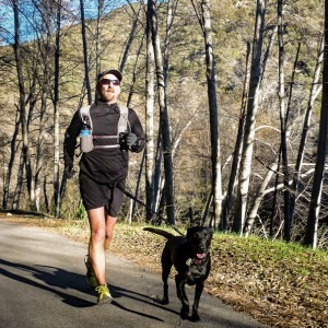 Get Fit Running with a Dog