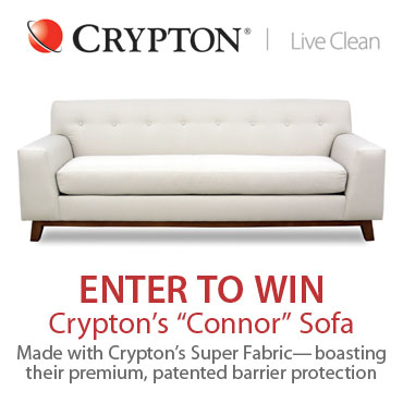 Crypton Sofa Sweepstakes