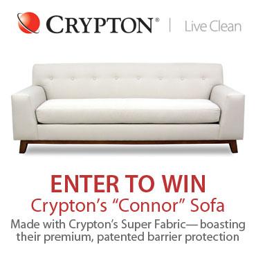 Crypton Sofa Sweepstakes